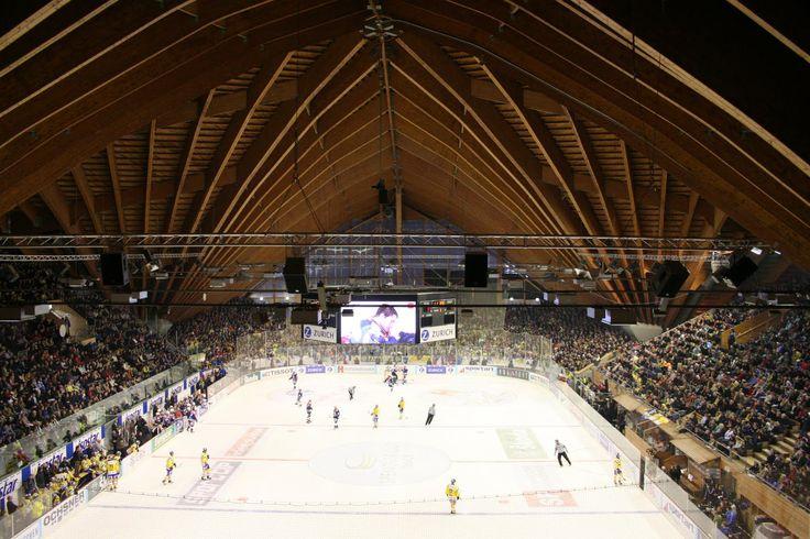 EVENT: Spengler Cup 2012