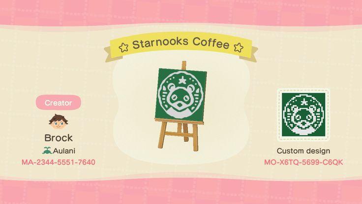 13++ Animal crossing coffee shop ideas