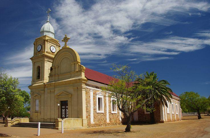 New Norcia Church, Western Australia
