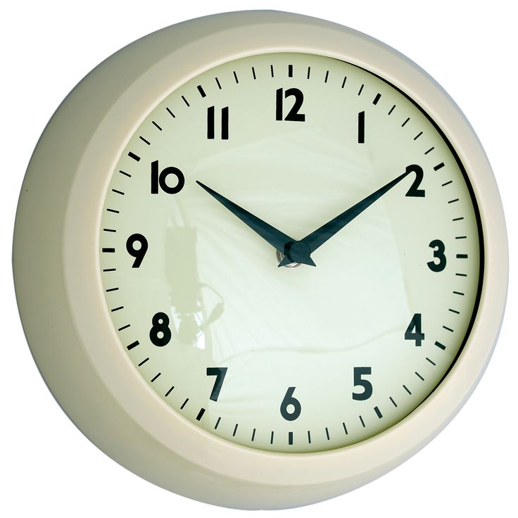 Small Wall Clock For Kitchen
