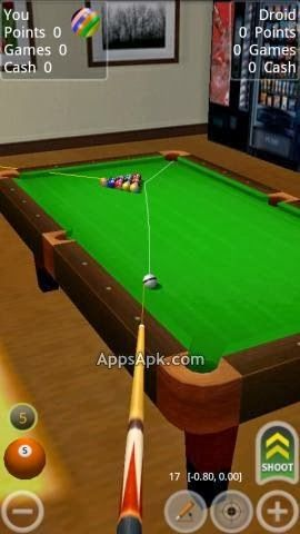 Pool master game AndroidApp Free dircect download link from tangoapps