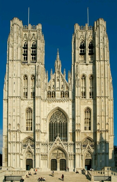 Catedral St.Michel Bruselas