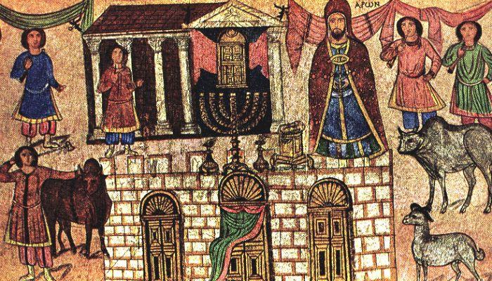 Parrocchia ortodossa - Documenti  Doura Europos
