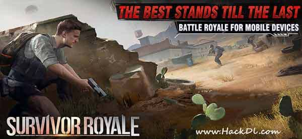 Survivor Royale Hack 1 138 Mod Unlocked Apk Data This Game Popular Fun And Cute Game In The Style Of Strategic Battle Royale Game Survivor Android Game Apps