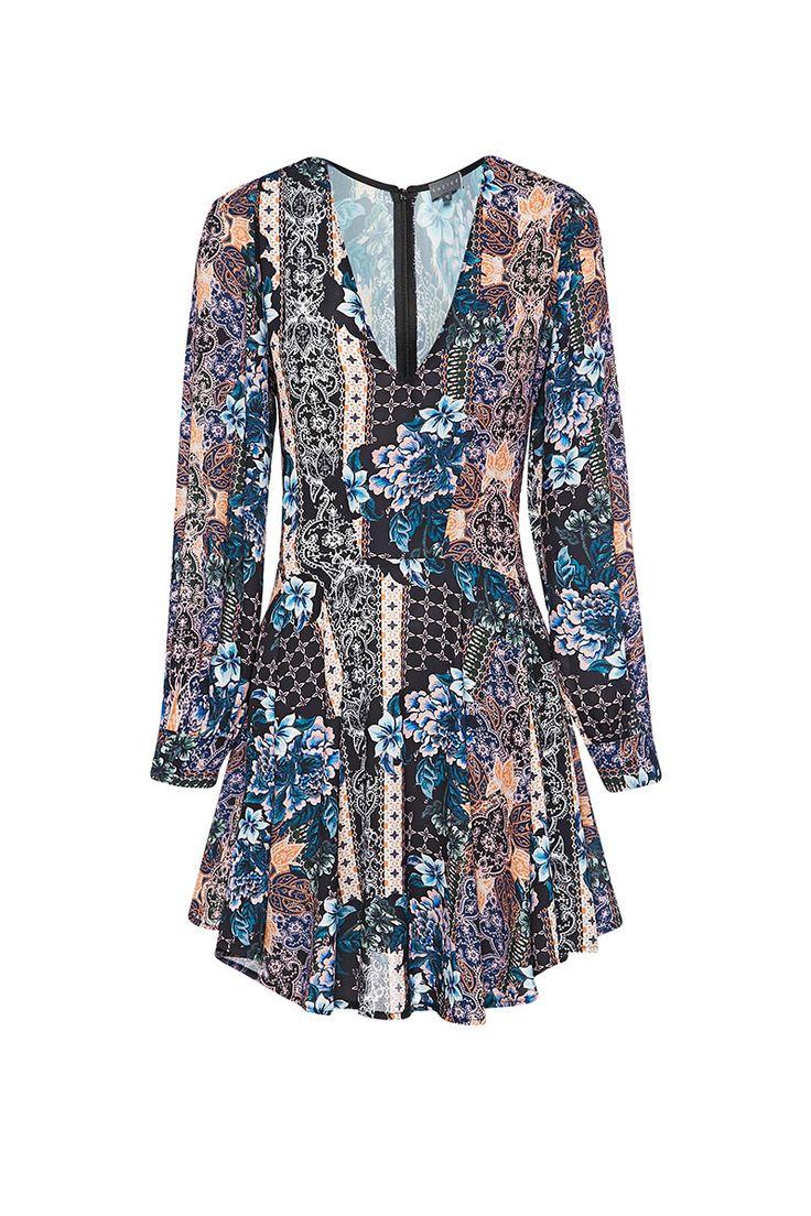 Voodoo Dress - Sheike