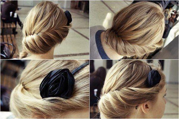 Twisted side braid #hairstyles #hairstyle #hair #long #short #medium #buns #bun #updo #braids #bang #greek #braided #blond #asian #wedding #style #modern #haircut #bridal #mullet #funky #curly #formal #sedu #bride #beach #celebrity  #simple #black #trend #bob