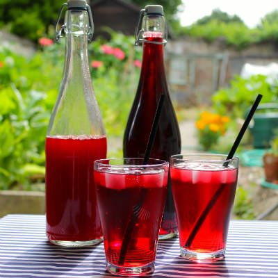 Blackcurrant Squash A delicious drink for the summer. Serve chilled.