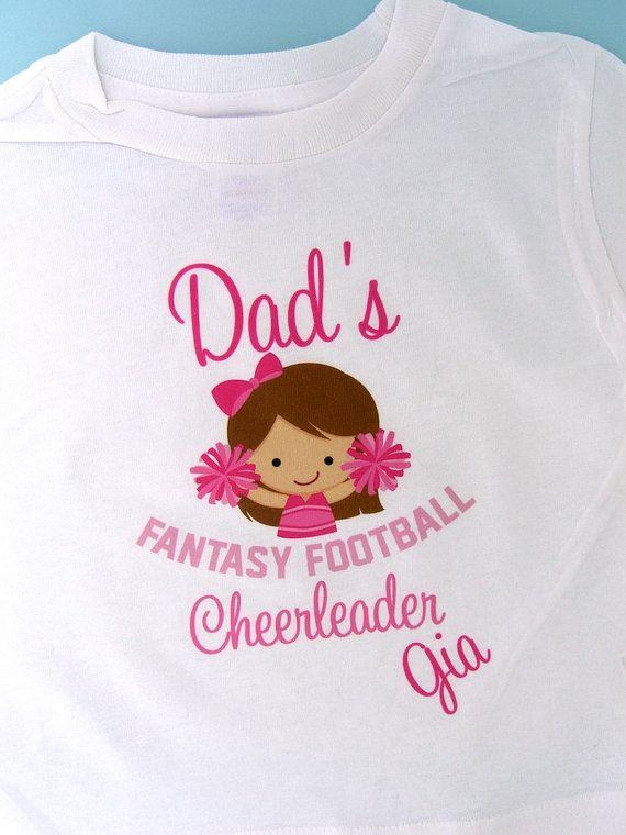 Fantasy Football Shirt Personalized Fantasy by ThingsVerySpecial, $13.99