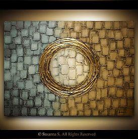 Abstract Art | Abstract Paintings | Original Art Online by Susanna Shap | ModernHouseArt