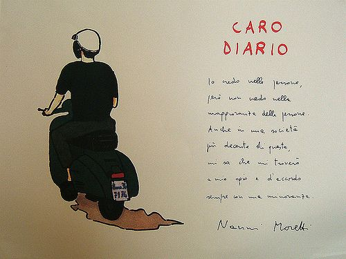 Caro Diario _ Nanni Moretti