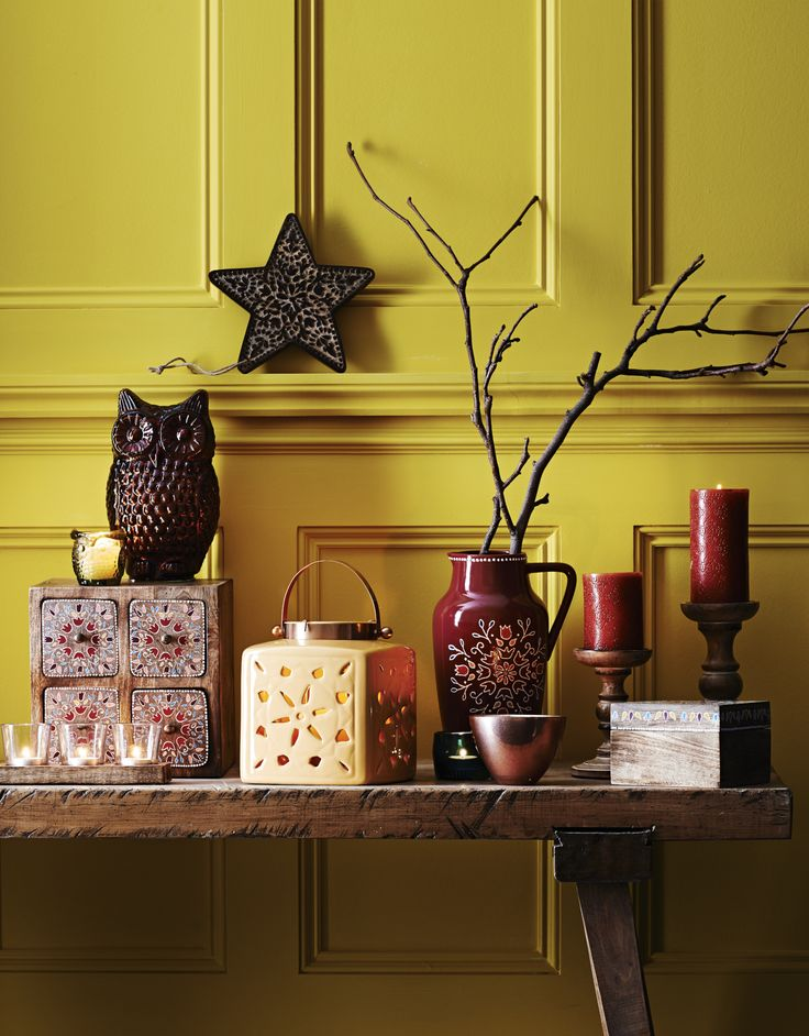 Sainsbury's Autumn/Winter 2014 - Folk Accessories