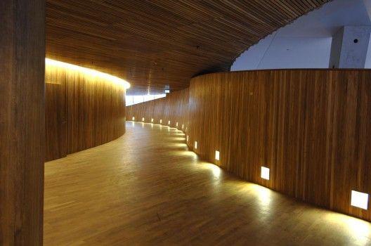 Opera House in Oslo, Norway by Snohetta.