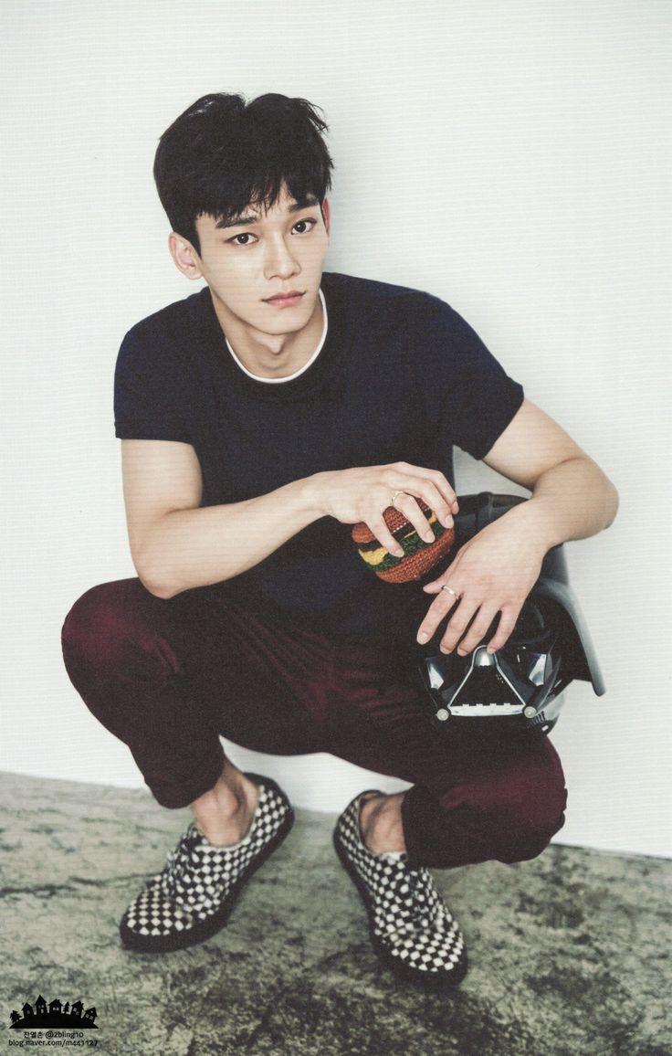 Kim Jongdae #Jongdae #Chen #Exo #Kpop