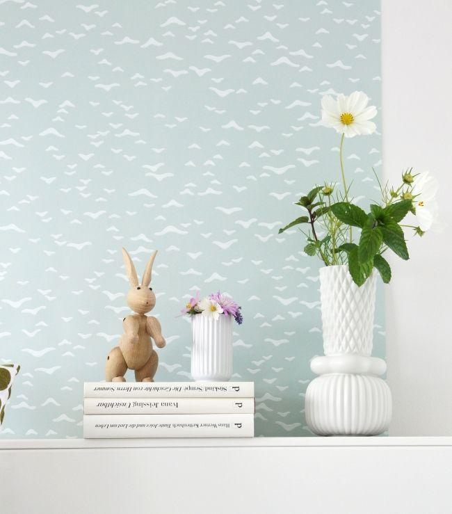 blitzschnell gemacht drei dekotipps mit tapete habitats pinterest tapeten farben und. Black Bedroom Furniture Sets. Home Design Ideas
