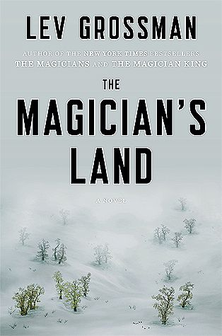 The+Magician's+Land by Lev Grossman- This was my favorite of the three. Quentin has matured and let go of his anger.  It was a good ending to the trilogy. Drezny