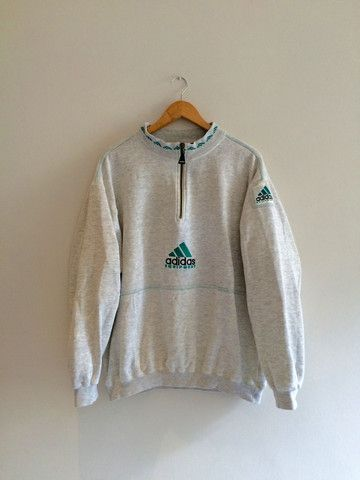 Retro Adidas Equipment 1/4 Zip