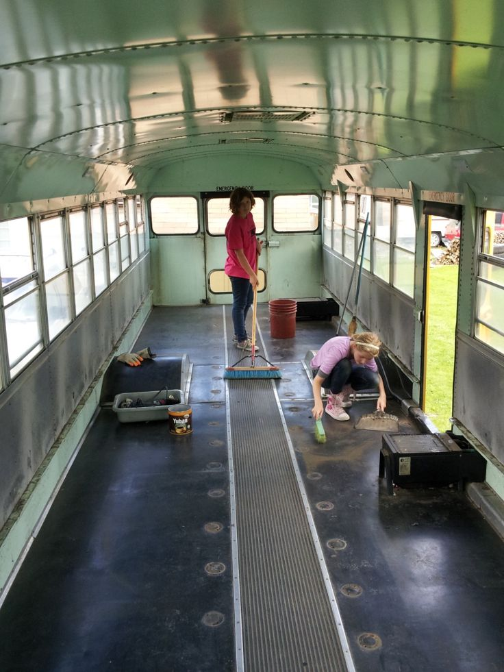 Our Bus Our Home School Bus Conversion Resources