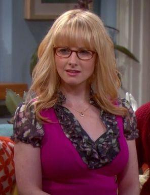 Bernadette's hot pink vest on The Big Bang Theory. Outfit Details: http://wornontv.net/5823/ #TheBigBangTheory