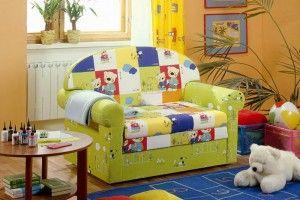 Диваны для детской комнаты — характеристики, формы, особенности выбора