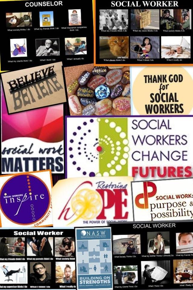 Career goals essay social work