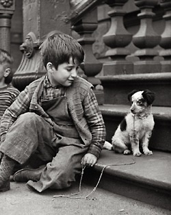 Young boy with his dog...buddies always, sweet! Beautiful photography! <pin by Jared Dwyer on Just A Boy and His Dog>
