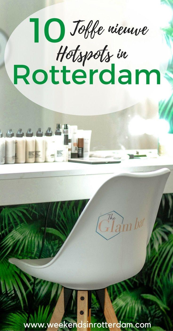 Er zijn weer nieuwe hotspots in Rotterdam! Super leuk! Bijvoorbeeld the Glambar, Yoghurt Barn, Seoul Sister, Sis Cakery, Amada Coffee, The Mitten, Jamie Oliver's Diner en meer! Super veel leuke plekjes om te bezoeken in Rotterdam.