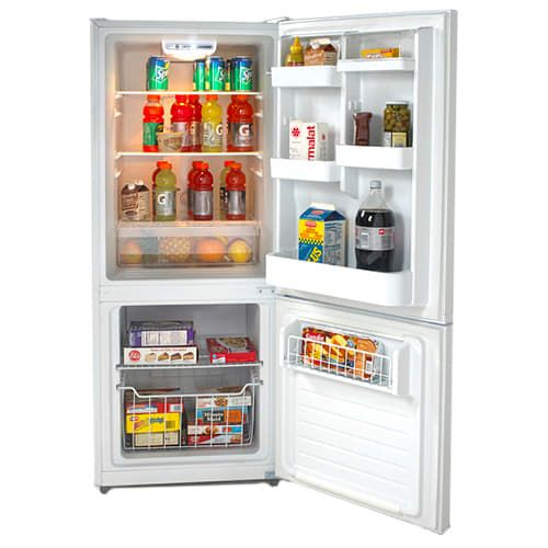 Delightful Beautiful Small Apartment Fridge Pictures   Home Design Ideas .