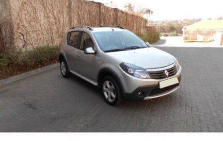 Avian Wheels » Renault Sandero 1.6 2011