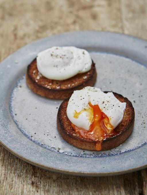 Poached Eggs | Eggs Recipes | Jamie Oliver Recipes