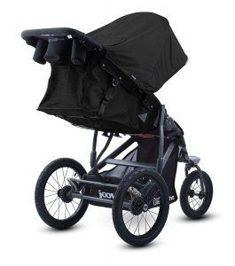 Joovy Zoom 360 Ultralight in 2020 | Jogging stroller ...