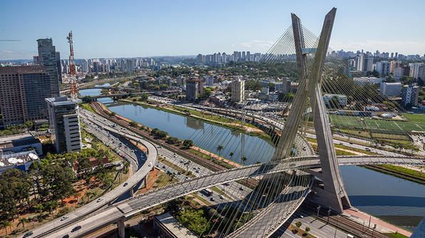Visit Sao Paulo's attractions, including Ponte Estaiada (pictured), the Sao Paulo Art Museum and the Sao Paulo Museum of Modern Art. Sao Paulo state is a popular spot for leading international events like Sao Paulo Fashion Week, Formula 1 Grand Prix, Formula Indy and Sao Paulo Gay Pride Parade, attracting around 2.5 million people each year.