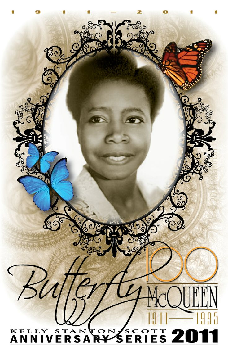 Butterfly McQueen, actress (Prissy in Gone With the Wind)   1911-95