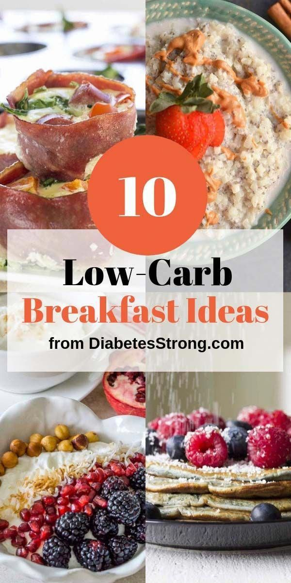 Low Carb Breakfast Ideas For Diabetics These Healthy Breakfast Recipes Are Delicious High In In 2020 Low Carb Breakfast Recipes Low Carb Breakfast Diabetic Breakfast
