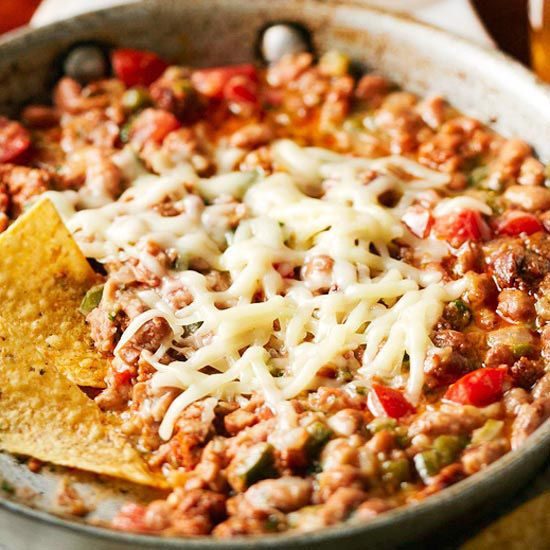 Frijoles Rancheros from the Better Homes and Gardens Must-Have Recipes App