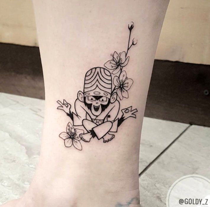 Sister Tattoos, Girl Tattoos, Tatoos, Cartoon Network, Cartoon Tattoos, Powerpuff Girls, Tattoo Designs Men, Tattoo Inspiration, I Tattoo