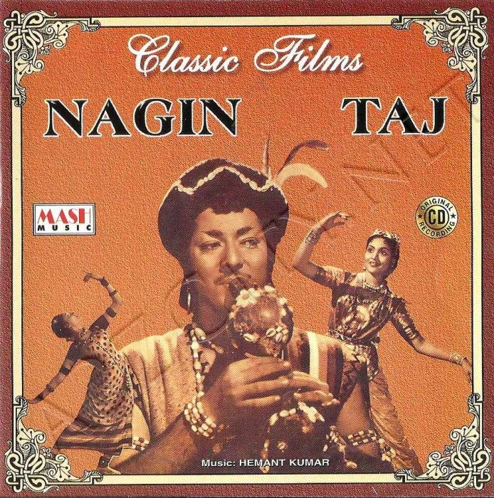 Nagin [1954 - FLAC] | Bollywood FLACS | Bollywood songs