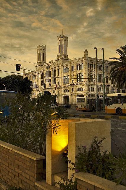 Palazzo Civico Cagliari #Cagliari #sardinia #italy