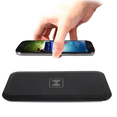 Portable Qi Wireless Charger For Samsung/iPhone/Nokia Lumia