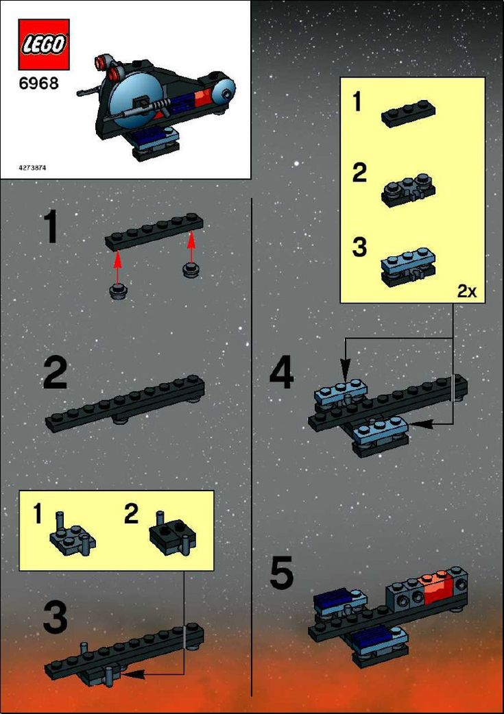 lego star wars ewok attack instructions