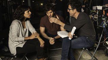 """Comienza el rodaje de la serie """"El accidente"""" para T5. H.Miller (APPA): repre. Eusebio Poncela - APPA"""