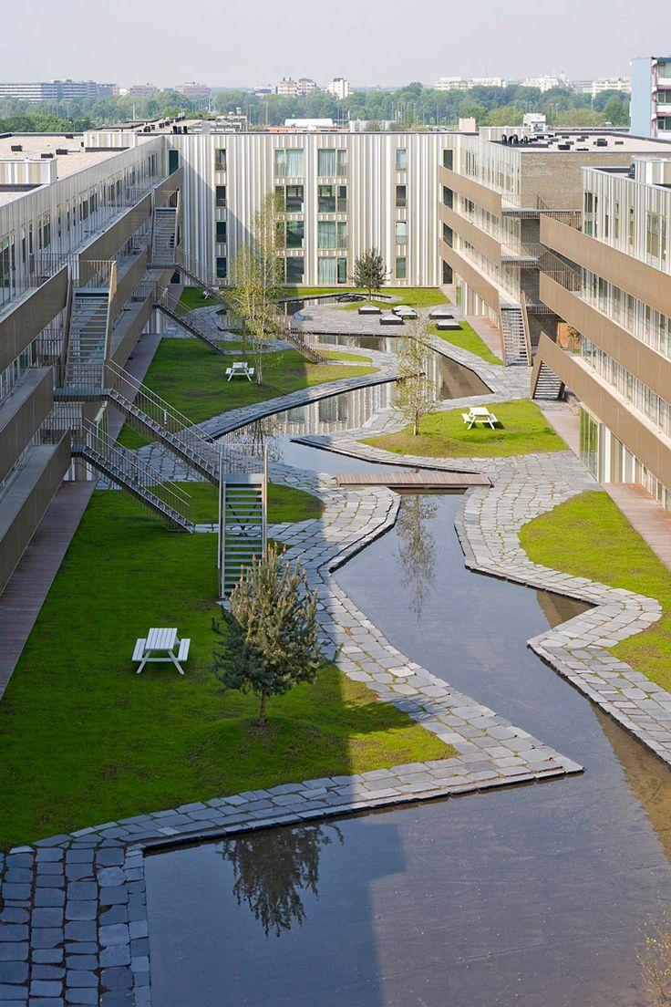 NL Architects Completes De Kameleon (Photo: Marcel van der Burg) | Bustler