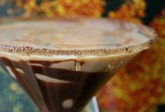 Caramel Delight from Food.com: This is a rich creamy drink made of vodka, buttershot and Amarula which is from the marula fruit. Using caramel and chocolate syrup to enhance it's flavor.