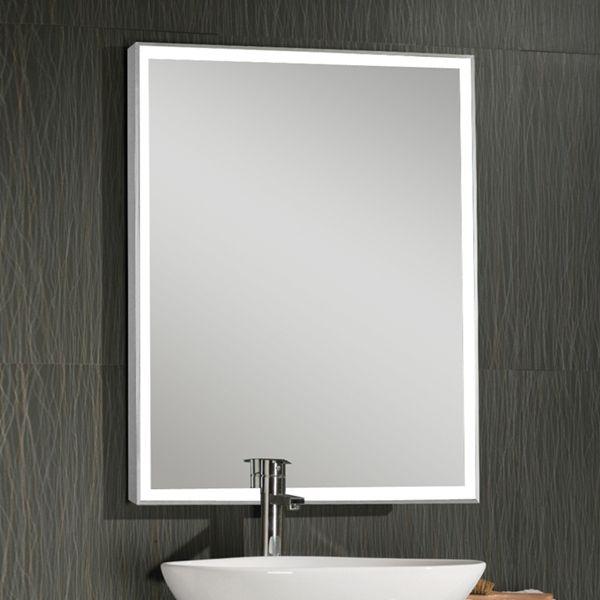 Bathroom Mirrors Illuminated best 25+ illuminated mirrors ideas on pinterest | bathroom mirror