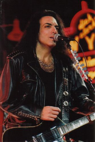 Paul Stanley is the Lead singer for most KISS's music.