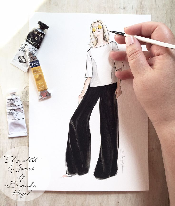 sketches inspired by resort collections elizabeth james by brooklit brooke hagel