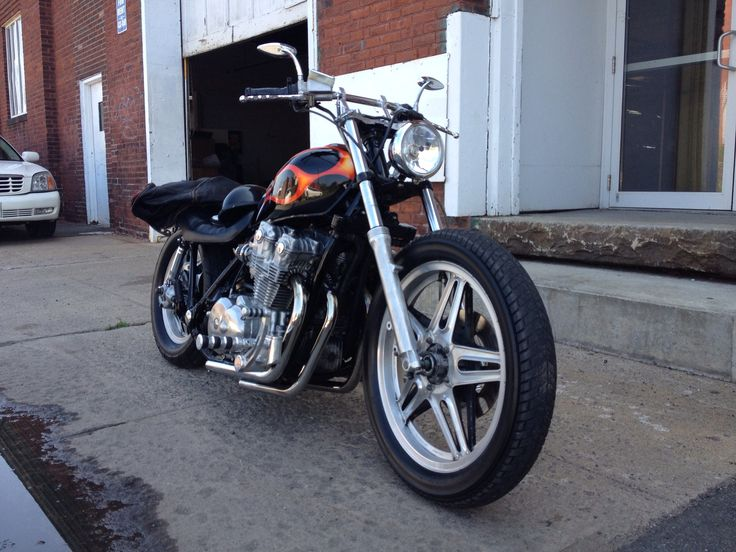 1980 Honda CB900C Bobber | Motorcyle | Pinterest | Bobbers ...