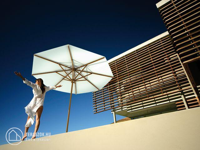 Scolaro PALLADIO középoszlopos napernyő