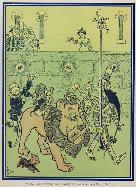 W.W. Denslow, The Wonderful Wizard of Oz