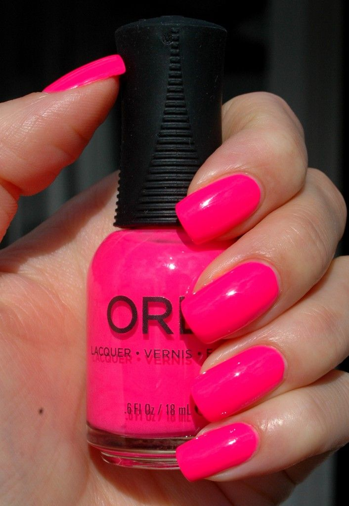 orly nail polish ideas
