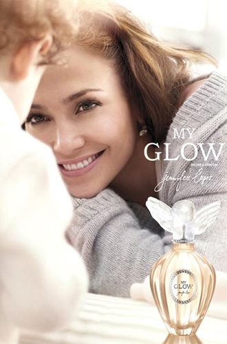 The Best Celebrity Perfumes: Jennifer Lopez has 20 fragrances, including My Glow and Forever Glowing.
